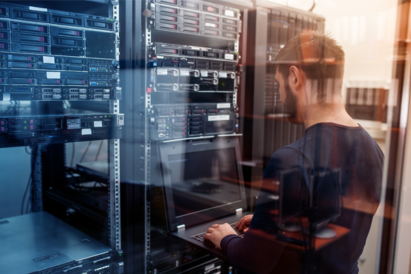 اجرای اکتیو شبکه